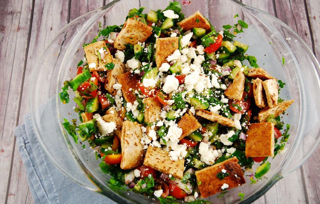 входе сразу арабские салаты рецепты с фото примечателен, чем