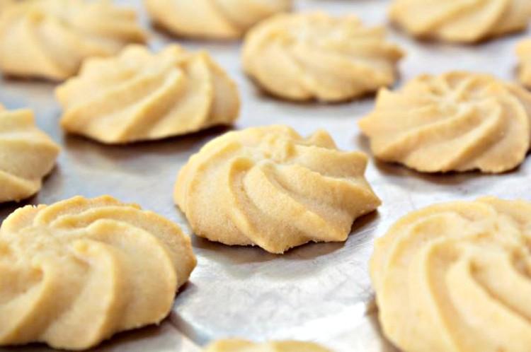 Песочное печенье рецепт простой